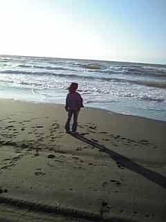 海は良いですね。